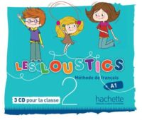 Аудио диск Les Loustics 2 — 3 CD pour la classe