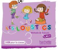 Аудио диск Les Loustics 3 — 3 CD pour la classe