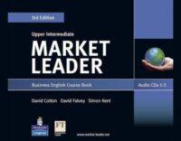 Аудио диск Market Leader 3rd Edition Upper-Intermediate Class CD