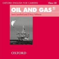 Аудио диск Oxford English for Careers: Oil and Gas 1 Class CD