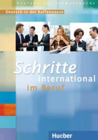 Аудио диск Schritte internatioinal im Beruf: Deutsch in der Kaffeepause — 2 Audio-CDs mit Transkriptionen