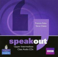 Аудио диск Speakout Upper-Intermediate Class CD
