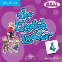 Аудио диск The English Ladder 4 Audio CDs