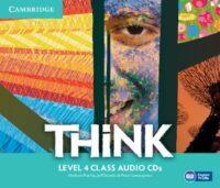 Аудио диск Think 4 Class Audio CDs