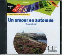 Аудио диск Un amour en automne CD audio