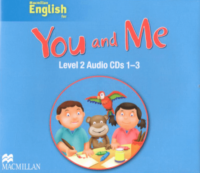 Аудио диск You and Me 2 Audio CDs