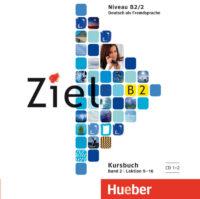 Аудио диск Ziel B2/2 Kursbuch CD 1+2