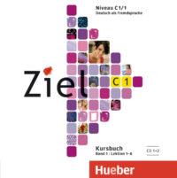 Аудио диск Ziel C1/1 Kursbuch CD 1+2
