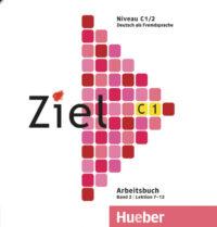 Аудио диск Ziel C1/2 Arbeitsbuch CD