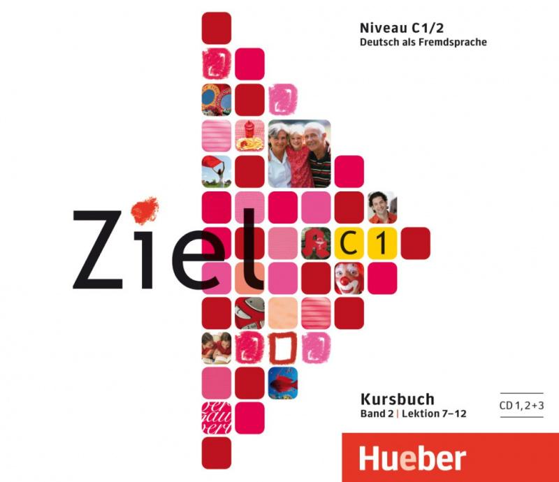 Аудио диск Ziel C1/2 Kursbuch CD 1,2+3