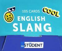 Картки для вивчення англійських слів English Slang