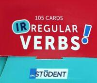 Картки для вивчення англійських слів Irregular Verbs