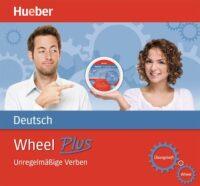 Картонный круг,Книга Wheel Plus: Unregelmäßige Verben