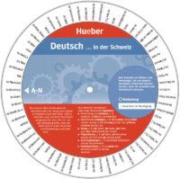 Картонный круг Wheel: In der Schweiz