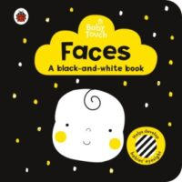 Книга Baby Touch: Faces (A Black-and-White Book)