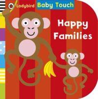 Книга Baby Touch: Happy Families