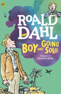 Книга Boy and Going Solo