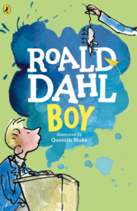 Книга Boy: Tales of Childhood