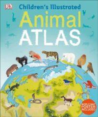 Книга Children's Illustrated Animal Atlas