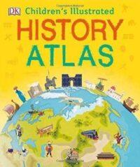 Книга Children's Illustrated History Atlas