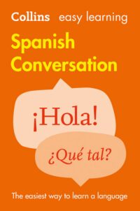 Книга Collins Easy Learning: Spanish Conversation
