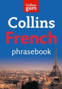 Книга Collins Gem French Phrasebook