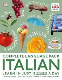 Книга Complete Language Pack Italian