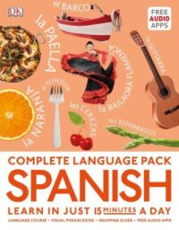 Книга Complete Language Pack Spanish