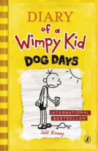 Книга Diary of a Wimpy Kid: Dog Days (Book 4)