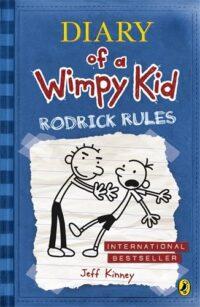 Книга Diary of a Wimpy Kid: Rodrick Rules (Book 2)