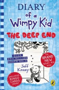 Книга Diary of a Wimpy Kid: The Deep End (Book 15)