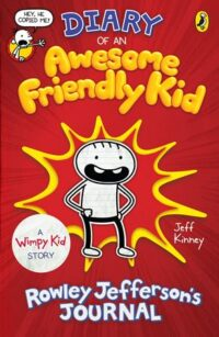 Книга Diary of an Awesome Friendly Kid