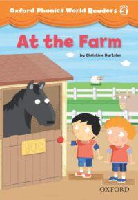 Книга для чтения Oxford Phonics World Readers 2 At the Farm