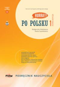 Книга для учителя Hurra!!! Po Polsku Nowa Edycja 1 Podręcznik Nauczyciela z DVD