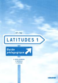 Книга для учителя Latitudes 1 Guide Pédagogique