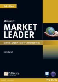 Книга для учителя Market Leader 3rd Edition Elementary Teacher's Book with Test Master CD-ROM