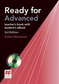 Книга для учителя Ready for Advanced 3rd Edition Teacher's Book with eBook Pack