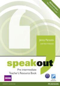 Книга для учителя Speakout Pre-Intermediate Teacher's Book
