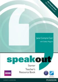 Книга для учителя Speakout Starter Teacher's Book