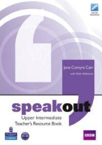Книга для учителя Speakout Upper-Intermediate Teacher's Book