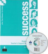 Книга для учителя Success Beginner Teacher's Book with Multi-ROM