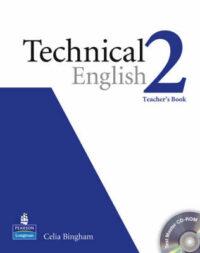 Книга для учителя Technical English 2 Teacher's Book with CD-ROM