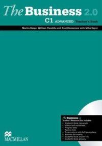 Книга для учителя The Business 2.0 C1 Advanced Teacher's Book with Teacher's Resource Disc