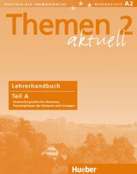 Книга для учителя Themen aktuell 2 Lehrerhandbuch Teil A
