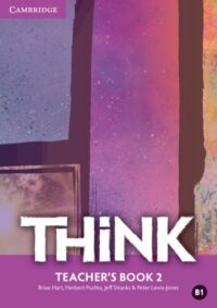 Книга для учителя Think 2 Teacher's Book