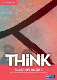 Книга для учителя Think 5 Teacher's Book