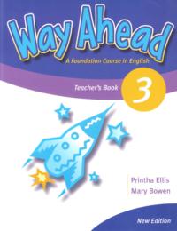 Книга для учителя Way Ahead New Edition 3 Teacher's Book