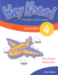 Книга для учителя Way Ahead New Edition 4 Teacher's Book