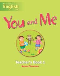 Книга для учителя You and Me 1 Teacher's Book