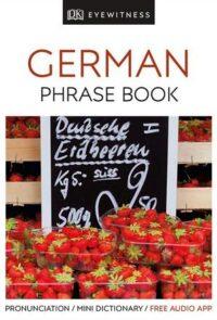 Книга Eyewitness Travel German Phrase Book